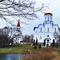 Храм Покрова Пресвятой Богородицы. Минск :: Светлана З