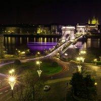 ночной Будапешт :: Виталий Сидоренко