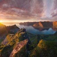 Даниил Коржонов - Полуночное солнце :: Фотоконкурс Epson