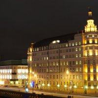 "Отель ""Балчуг Кемпински Москва"" :: Stanis Yackovleff"