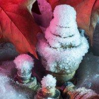 Сладкий ноябрь, гламурный стимпанк :: Дмитрий Абезгауз