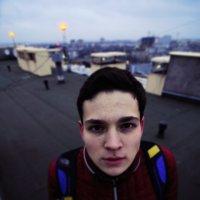 На высоте :: Алексей Лебедев