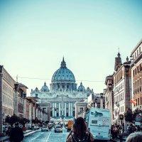Ватикан :: Вероника Галтыхина