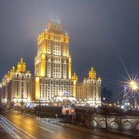 Гостиница Украина :: Омар Омаров