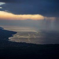 Где то шел дождь.. :: Сергей Волков