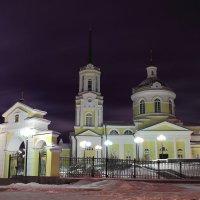 Зимняя ночь :: Валерий Павлов