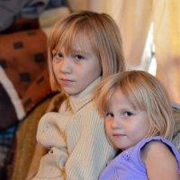 дети :: Дмитрий Горященко