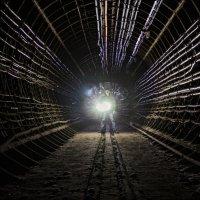 Заброшенный тоннель :: Георгий Ланчевский