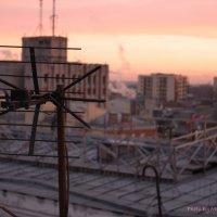 На крышах Питера :: Marina Kharitonova