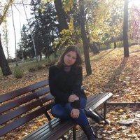 в парке :: Валерия Кашуба
