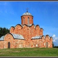 Церковь Спаса Преображения на Ковалеве :: Евгений Никифоров