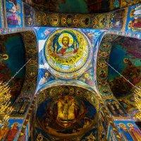 Спас на крови :: Александр Неустроев