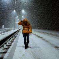 Зимний вечерок... :: татьяна вашурина