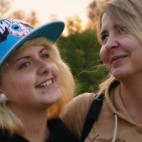 сестренки :: Катерина Коленицкая