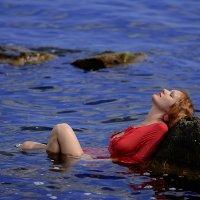 наслажаюсь морем :: Света Сальник