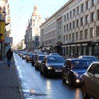 Город.Улица :: Владимир Гилясев