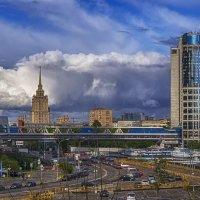 Новостройки Москвы :: Алексей Соминский