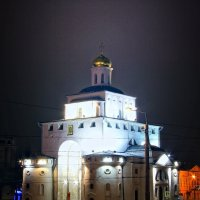 Золотые ворота :: Марина Назарова