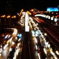 огни ночного города :: Степан Мирошниченко