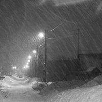 январский дождь :: Ильдус Садыков