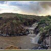Водопад Аваш :: Евгений Печенин