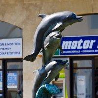 Сухопутные дельфины :: Вячеслав Печенин