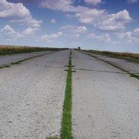 Дорога в облака :: Андрей Словин