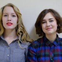 Мария и Анастасия :: Еркежан Танкаева