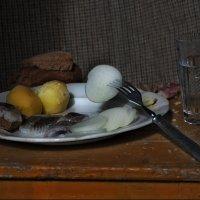 Ужин рабочего :: Ирина Данилова