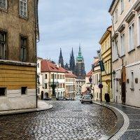 Прогулка по Праге :: Ростислав Бычков