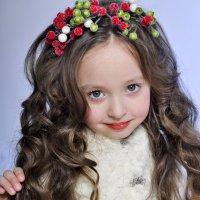 Мама, я тоже хочу на обложку журнала) :: Алёна Васильева