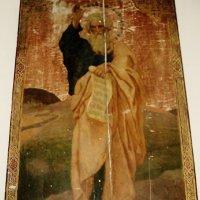 Икона в Храме во имя Святого Великомученника Дмитрия Солунского. :: Ольга Кривых