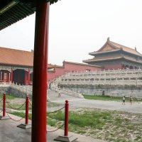 Пекин. Зимняя резиденция императоров - Гугун :: Лариса Фёдорова