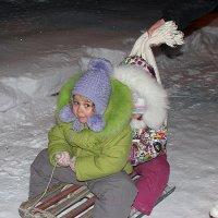 Дети :: Ирина Подлузская