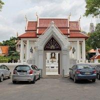 Таиланд. Бангкок. Вход в монастырь :: Владимир Шибинский