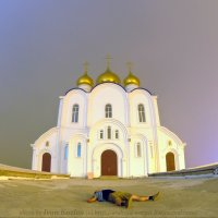 внезапный ночной автопортрет :: Ivan Kozlov