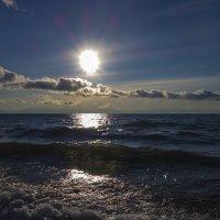 Байкальский прибой :: Андрей Шаронов