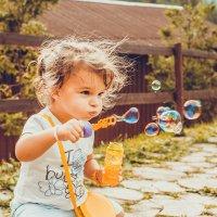 А я пускаю пузыри :: Oleg Kaminskyi