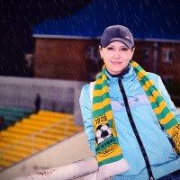 Вечер на футболе . :: Ксения Заводчикова