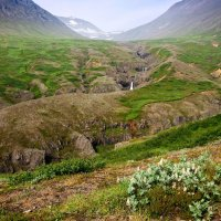 В горах северной Исландии :: Олег Неугодников
