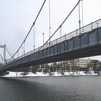 подвесной мост. Пенза :: Андрей Ракита