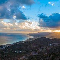 Sunrize Crete :: Pavel Anikin