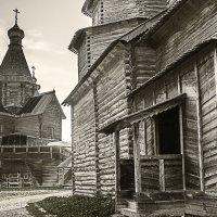 Старая деревня :: Михаил Беляев