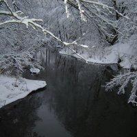 Зима :: ИРИШКА КАЗАКОВА