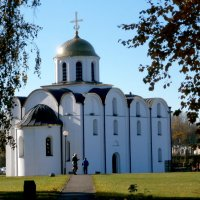 Дорога к храму :: Андрей Самуйлов