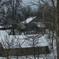 белые крыши 2 :: Юрий Бондер