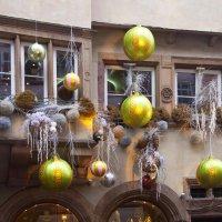 Рождественские шары :: Елена Дорошенко