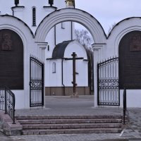 Вход в Храм. :: Nonna