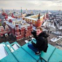 Лучший вид на Москву :: Георгий Ланчевский