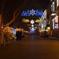 Вечерняя прогулка по Одессе :: Алена Шевчук